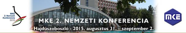 MKE 2. Nemzeti Konferencia